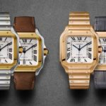 Cartier Santos Watches Introduce Innovative Bracelet System